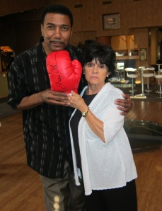 """Your Host on Ch. 28        """"From The Heart""""              Linwood Jackson &   Marva Richardson"""