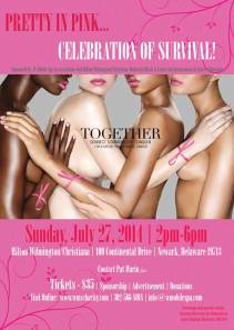 July 27th Fundraiser event for Breast Cancer