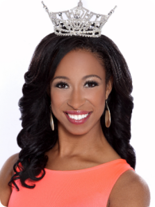Brittany Lewis, Miss Delaware 2014