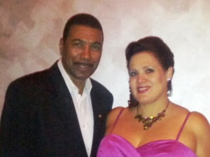 Maria Cabrera & Linwood Jackson                                                                                  are                                                                         Dancing for Babies with the March of Dimes                                                               Oct. 20Th                                                   Join us on the Dance Floor!