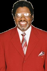 Jay Caldwell, Lead Singer for  The Gospel Ambassadors