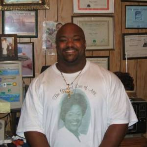 "John ""Diesel"" Wallace  World Natural Powerlifting Federation (WNPF) Hall Of Fame Power Lifter"